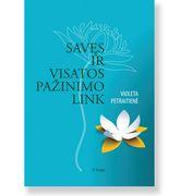 """Susitikimas su knygos """"Savęs ir Visatos pažinimo link"""" autore Violeta Petraitiene"""
